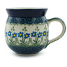 12 oz Stoneware Bubble Mug - Polmedia Polish Pottery H3191A