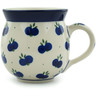 12 oz Stoneware Bubble Mug - Polmedia Polish Pottery H3195A