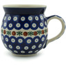 12 oz Stoneware Bubble Mug - Polmedia Polish Pottery H3197A