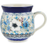 12 oz Stoneware Bubble Mug - Polmedia Polish Pottery H3292L