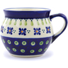 12 oz Stoneware Bubble Mug - Polmedia Polish Pottery H3321C