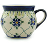12 oz Stoneware Bubble Mug - Polmedia Polish Pottery H3368C