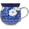 12 oz Stoneware Bubble Mug - Polmedia Polish Pottery H3368L