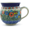 12 oz Stoneware Bubble Mug - Polmedia Polish Pottery H3545G