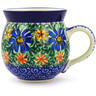 12 oz Stoneware Bubble Mug - Polmedia Polish Pottery H3662F