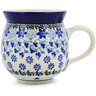 12 oz Stoneware Bubble Mug - Polmedia Polish Pottery H3673J