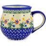 12 oz Stoneware Bubble Mug - Polmedia Polish Pottery H3711E