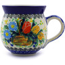 12 oz Stoneware Bubble Mug - Polmedia Polish Pottery H3899F