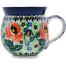 12 oz Stoneware Bubble Mug - Polmedia Polish Pottery H3970L