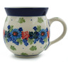 12 oz Stoneware Bubble Mug - Polmedia Polish Pottery H4120I