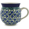 12 oz Stoneware Bubble Mug - Polmedia Polish Pottery H4329B