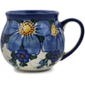 12 oz Stoneware Bubble Mug - Polmedia Polish Pottery H4370K