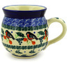 12 oz Stoneware Bubble Mug - Polmedia Polish Pottery H4371D