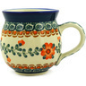 12 oz Stoneware Bubble Mug - Polmedia Polish Pottery H4377D