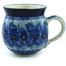 12 oz Stoneware Bubble Mug - Polmedia Polish Pottery H4840H