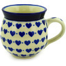 12 oz Stoneware Bubble Mug - Polmedia Polish Pottery H4966D