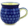 12 oz Stoneware Bubble Mug - Polmedia Polish Pottery H4975D