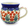 12 oz Stoneware Bubble Mug - Polmedia Polish Pottery H4985D