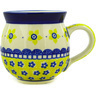 12 oz Stoneware Bubble Mug - Polmedia Polish Pottery H5064D