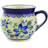 12 oz Stoneware Bubble Mug - Polmedia Polish Pottery H5125E