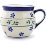 12 oz Stoneware Bubble Mug - Polmedia Polish Pottery H5179C