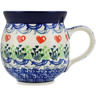 12 oz Stoneware Bubble Mug - Polmedia Polish Pottery H5202L