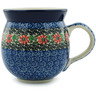 12 oz Stoneware Bubble Mug - Polmedia Polish Pottery H5280I