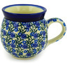 12 oz Stoneware Bubble Mug - Polmedia Polish Pottery H5291D