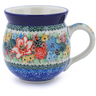 12 oz Stoneware Bubble Mug - Polmedia Polish Pottery H5433I
