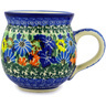 12 oz Stoneware Bubble Mug - Polmedia Polish Pottery H5617B