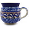 12 oz Stoneware Bubble Mug - Polmedia Polish Pottery H5634I