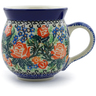 12 oz Stoneware Bubble Mug - Polmedia Polish Pottery H5635B