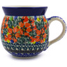 12 oz Stoneware Bubble Mug - Polmedia Polish Pottery H5696B