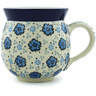 12 oz Stoneware Bubble Mug - Polmedia Polish Pottery H5721H