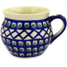 12 oz Stoneware Bubble Mug - Polmedia Polish Pottery H5746D