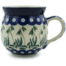 12 oz Stoneware Bubble Mug - Polmedia Polish Pottery H5747B