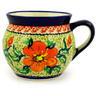12 oz Stoneware Bubble Mug - Polmedia Polish Pottery H5749D