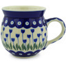 12 oz Stoneware Bubble Mug - Polmedia Polish Pottery H6073E