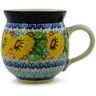 12 oz Stoneware Bubble Mug - Polmedia Polish Pottery H6223D