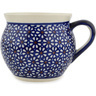 12 oz Stoneware Bubble Mug - Polmedia Polish Pottery H6277C