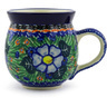 12 oz Stoneware Bubble Mug - Polmedia Polish Pottery H6537E