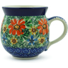 12 oz Stoneware Bubble Mug - Polmedia Polish Pottery H6566B