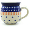 12 oz Stoneware Bubble Mug - Polmedia Polish Pottery H6586H