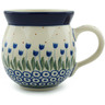 12 oz Stoneware Bubble Mug - Polmedia Polish Pottery H6609B