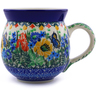 12 oz Stoneware Bubble Mug - Polmedia Polish Pottery H6666D
