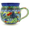 12 oz Stoneware Bubble Mug - Polmedia Polish Pottery H6667D