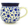 12 oz Stoneware Bubble Mug - Polmedia Polish Pottery H6671D