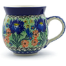 12 oz Stoneware Bubble Mug - Polmedia Polish Pottery H6681B