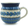 12 oz Stoneware Bubble Mug - Polmedia Polish Pottery H6715B