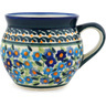 12 oz Stoneware Bubble Mug - Polmedia Polish Pottery H6812C